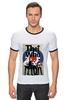 """Футболка Рингер """"The Who"""" - рок, хард-рок, the who"""