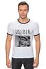 """Футболка Рингер """"MQUEEN by K.Karavaev"""" - fashion, karavaev, alexander, караваев, mqueen"""