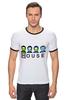"""Футболка Рингер """"Dr. House_3"""" - house, хаус, house md, доктор хаус"""