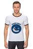"""Футболка Рингер """"Vancouver Canucks"""" - хоккей, nhl, нхл, vancouver canucks, ванкувер кэнакс"""