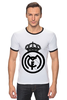 "Футболка Рингер ""Real Madrid (Реал Мадрид) "" - футбол, football, real madrid, реал мадрид"