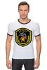 """Футболка Рингер """"Беркут"""" - эмблема, символика, беркут"""