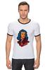 """Футболка Рингер """"Ньютон"""" - science, наука"""
