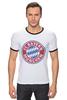 "Футболка Рингер ""Бавария Мюнхен"" - футбол, football, футбольный клуб, бавария мюнхен, bayern munich"