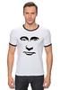 """Футболка Рингер """"Путин"""" - россия, президент, putin, president, горжусь"""