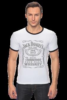 "Футболка Рингер ""С\Л\Г\Э мужская футболка"" - футболка мужская"