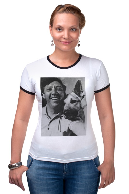 Футболка Рингер Printio C/л/г/э мужская футболка