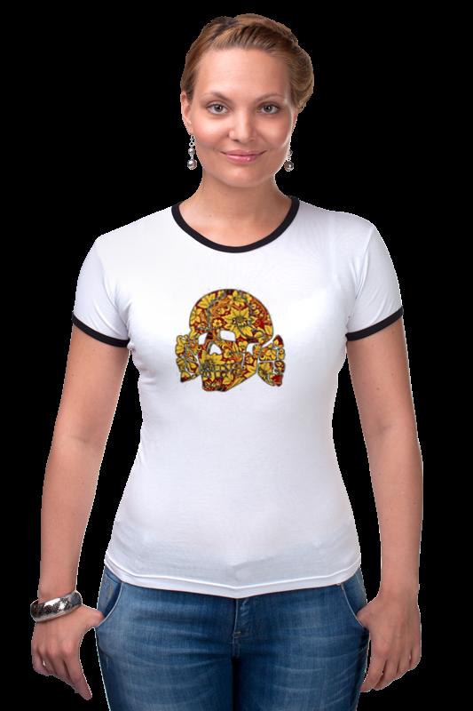 Футболка Рингер Printio С\л\г\э женская продукция женская футболка l