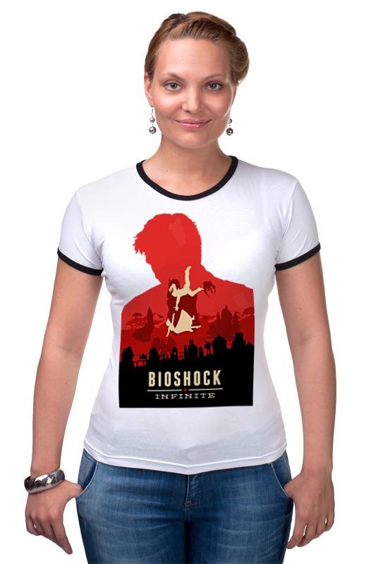 Футболка Рингер Printio Bioshock infinite bioshock infinite цифровая версия