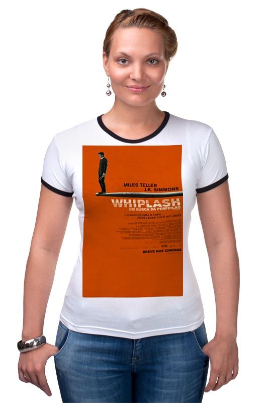 Футболка Рингер Printio Одержимость / whiplash berkley whiplash pro в америке