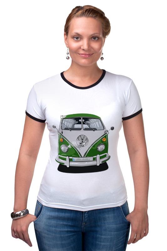 Футболка Рингер Printio Volkswagen автобус volkswagen lt 28