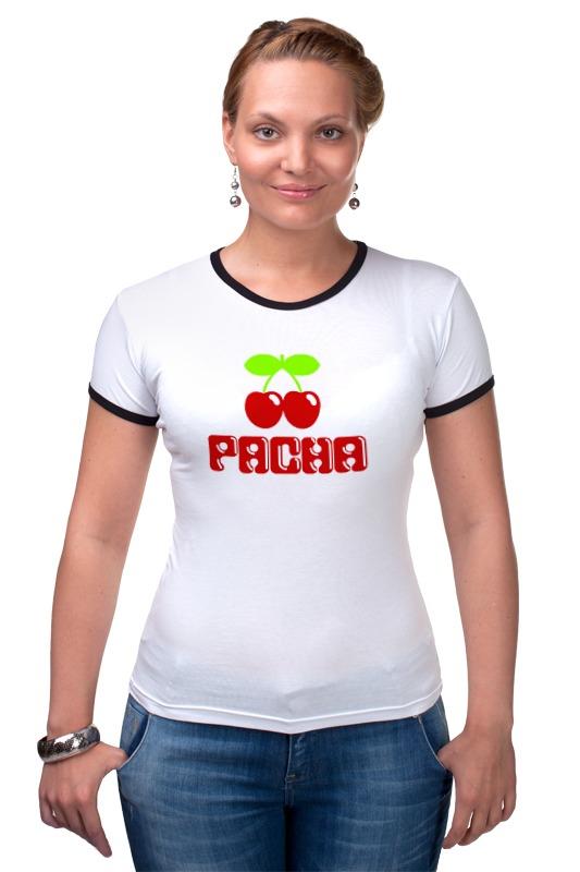 Футболка Рингер Printio Pacha александр дюма ali pacha celebrated crimes