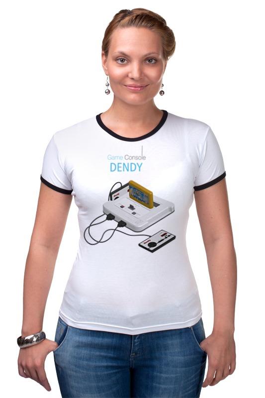 Футболка Рингер Printio Игровая приставка денди детская футболка классическая унисекс printio игровая приставка денди