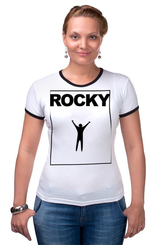 Футболка Рингер Printio Rocky balboa светильник декоративный 3dlightfx paw patrol rocky mini 3d