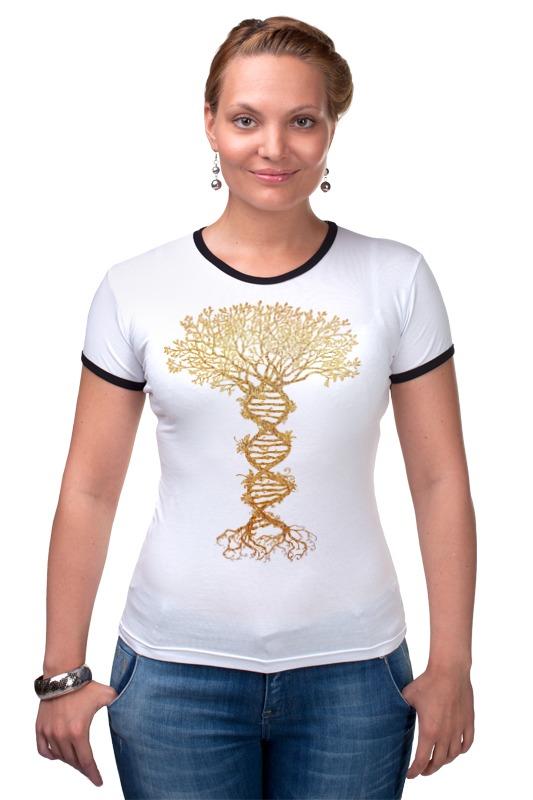 Футболка Рингер Printio Дерево жизни кружка дерево жизни