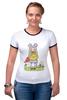 """Футболка Рингер """"Мёд и клевер"""" - мультфильм, аниме, япония, ханамото хагуми, мёд и клевер"""
