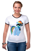 "Футболка Рингер ""20 % cooler"" - pony, rainbow dash, mlp, пони, ponies"
