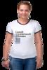 """Футболка Рингер """"Самый пчеловечный пчеловек"""" - футболка рингер женская, самый пчеловечный пчеловек, коммерсантъ"""