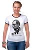 """Футболка Рингер """"Путин"""" - путин, putin"""