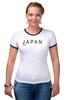 """Футболка Рингер """"Japan"""" - аниме, япония, japan"""