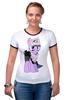 """Футболка Рингер """"DayZP"""" - игра, pony, пони, magic"""