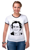 "Футболка Рингер ""Jack Nicholson"" - актер, джек николсон, jack nicholson"