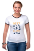 "Футболка Рингер ""Best Mom"" - 8 марта, мама, keep calm, женский день, best mom"