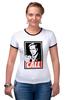 """Футболка Рингер """"Call Saul"""" - obey, во все тяжкие, breaking bad, лучше звоните солу, сол гудман"""