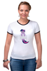 "Футболка ""Рингер"" (Женская) ""twilight t-shirt"" - twilight, pony, mlp, fim, brony"