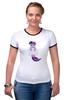 "Футболка Рингер ""twilight t-shirt"" - twilight, pony, mlp, fim, brony"