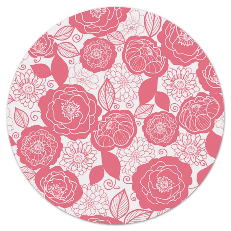 Printio Бело-розовый узор стоимость