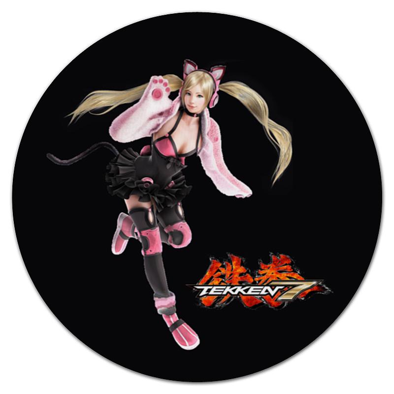 Коврик для мышки (круглый) Printio Tekken 7 other 500 7 sushi01 7