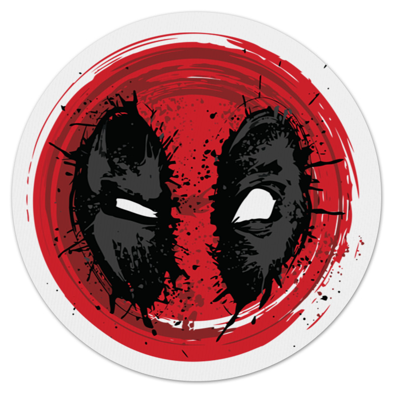 Printio Crazy deadpool футболка стрэйч printio crazy deadpool