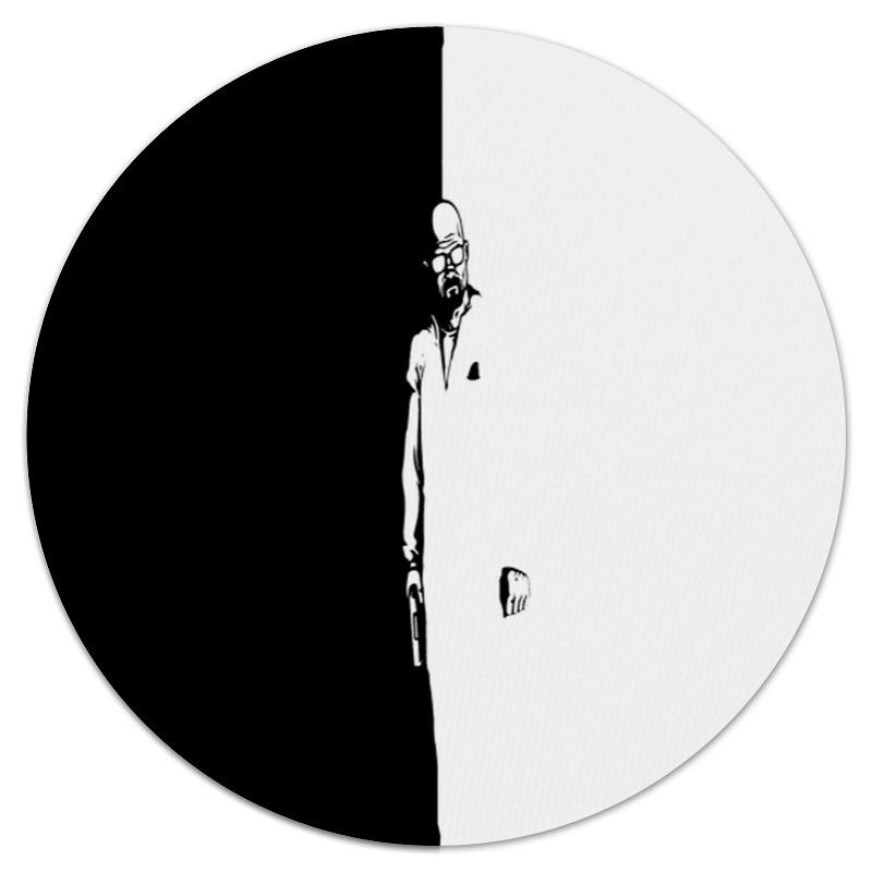 Коврик для мышки (круглый) Printio Киллер киллер