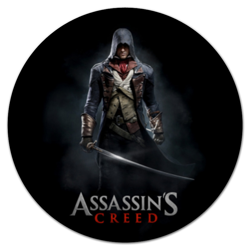 Printio Assassins creed (unity arno) цена