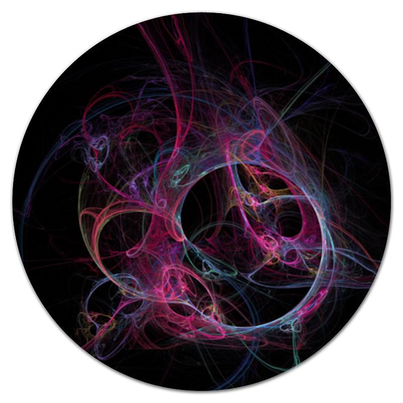 Коврик для мышки (круглый) Printio Абстрактный дизайн