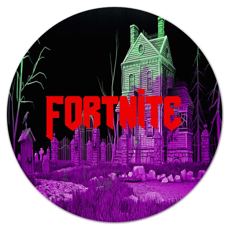 Коврик для мышки (круглый) Printio Fortnite 2019 new fortnite 100