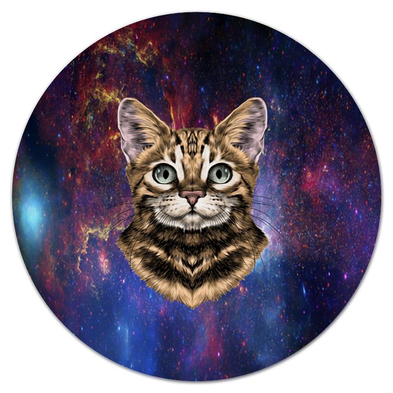 цена Printio Кот в космосе онлайн в 2017 году