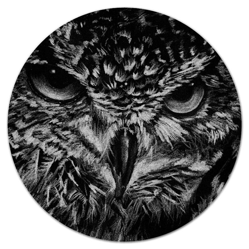 Printio Черно-белая сова цены онлайн