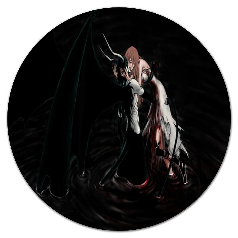 Коврик для мышки (круглый) Printio Любовь цена