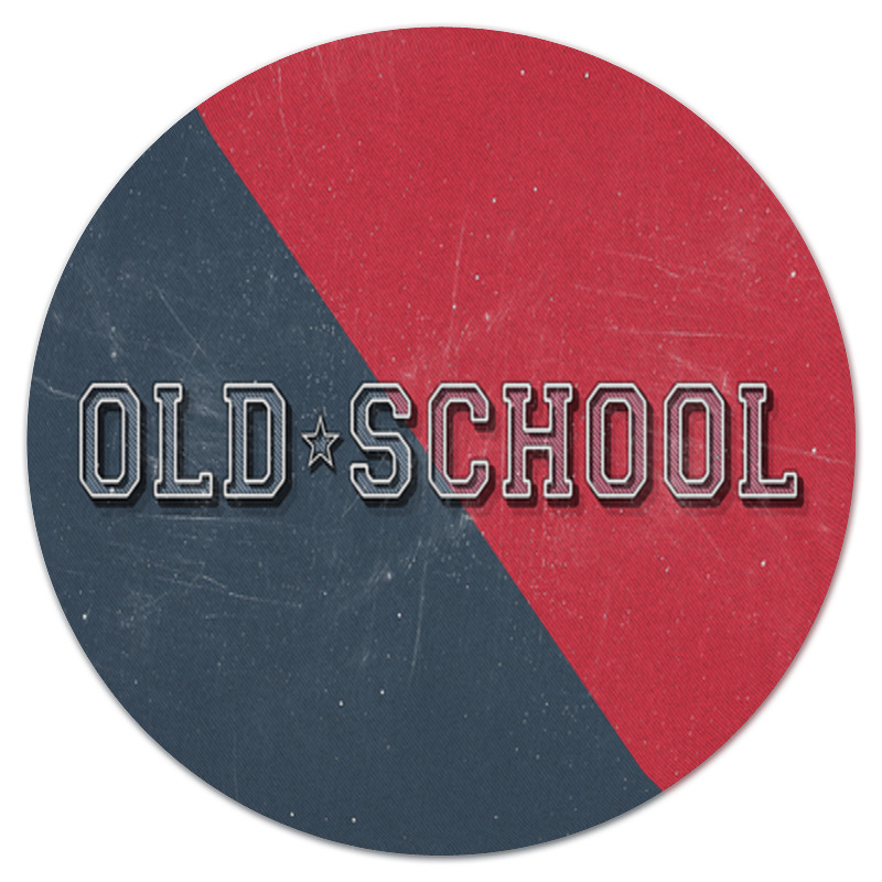 Printio Old school style old