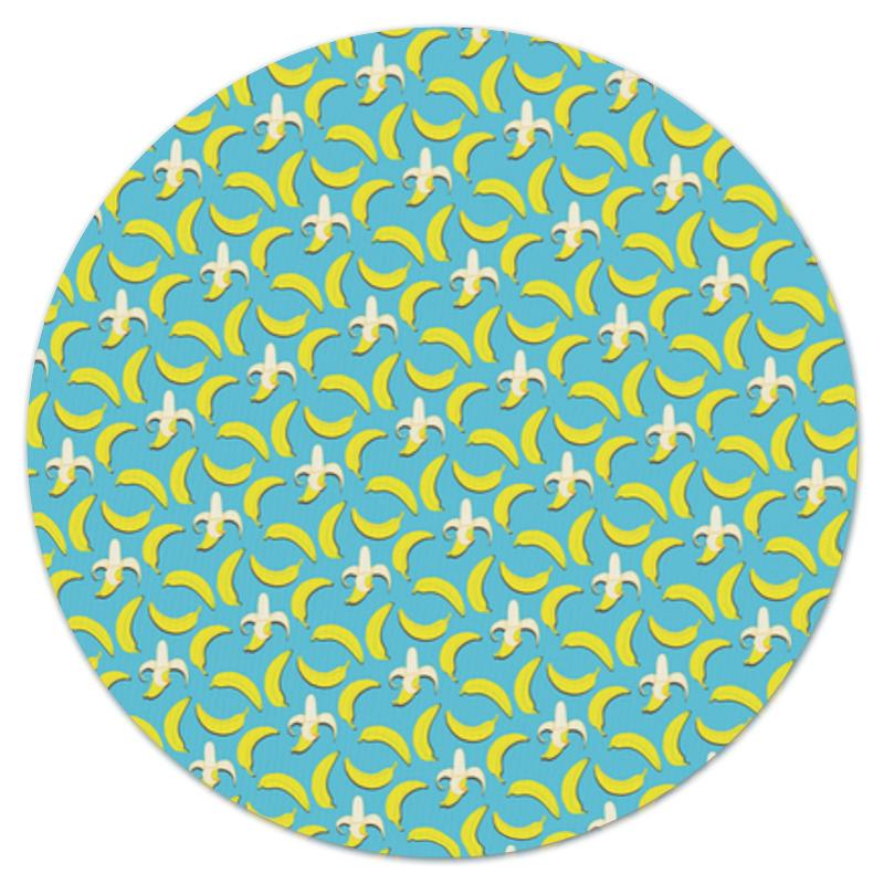 Коврик для мышки (круглый) Printio Банана! коврик для мышки круглый printio банана