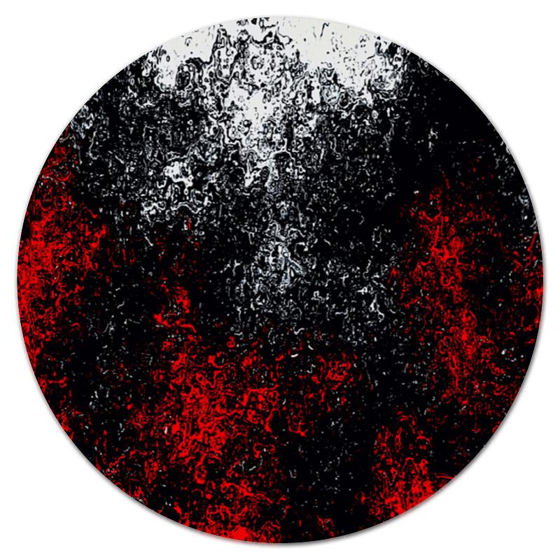 Коврик для мышки (круглый) Printio Смесь красок смесь ненни харьков дешевле