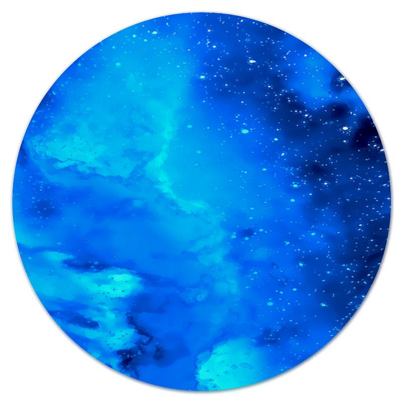 Коврик для мышки (круглый) Printio Звездное небо коврик для мышки круглый printio звездное небо