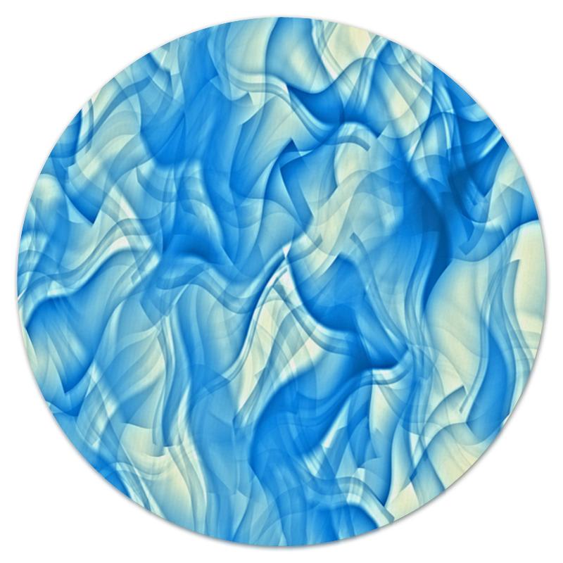 лучшая цена Printio Бело-голубой узор