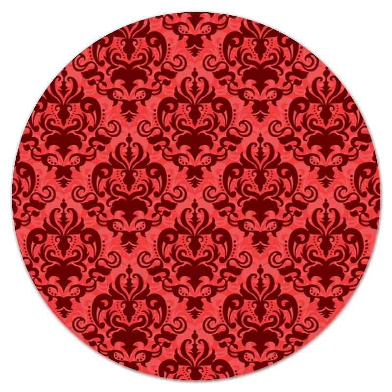 Коврик для мышки (круглый) Printio Кружевной узор стоимость