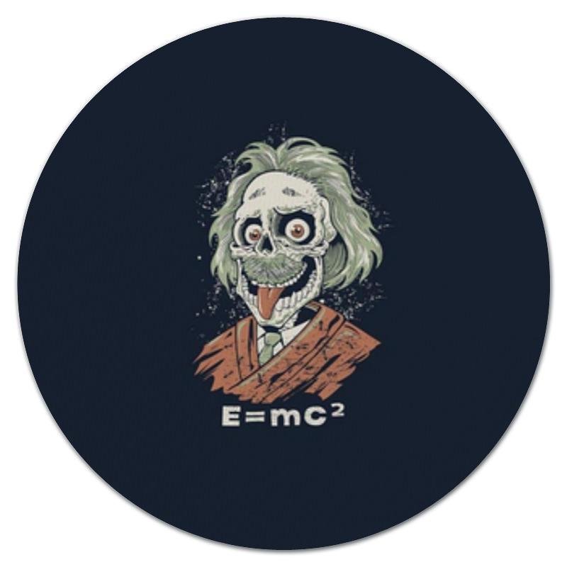 Коврик для мышки (круглый) Printio Эйнштейн альберт эйнштейн леопольд инфельд эволюция физики
