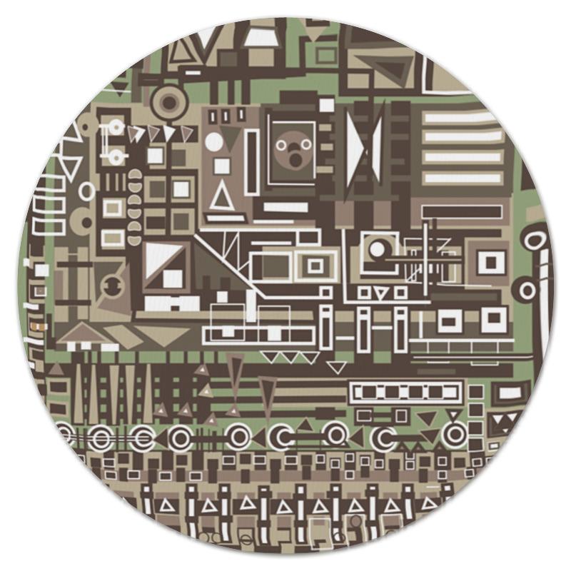 Коврик для мышки (круглый) Printio Fg345gh