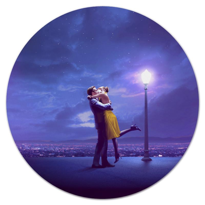 Коврик для мышки (круглый) Printio Ла ла ленд камилла де ла бедуайер луис комфорт тиффани лучшие произведения