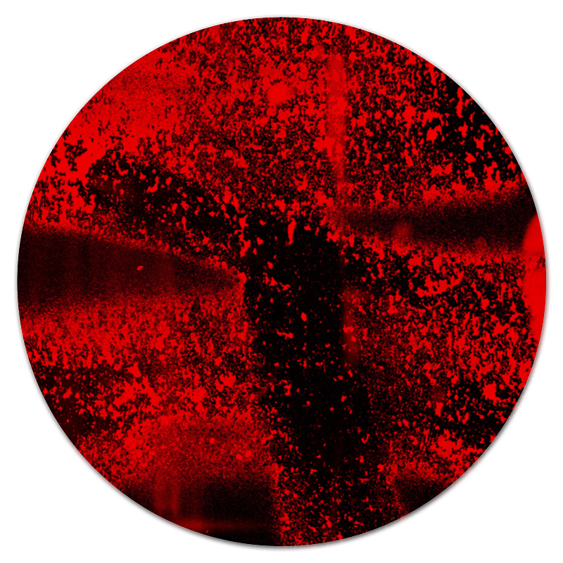 цена на Printio Красные брызги